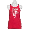 Under Armour Women's Bucky Badger Tank Top (Red/White)