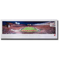 Blakeway Panorama Nebraska End Zone Poster