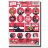 WinCraft Star Wars Wisconsin Sticker Sheet