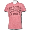 '47 Brand Badgers T-Shirt (Vintage Red) *