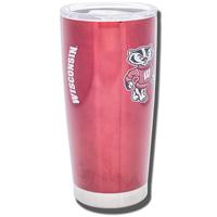 Boelter Brands Bucky Badger Travel Mug (Red)