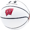 Under Armour Wisconsin Official Size Autograph Basketball