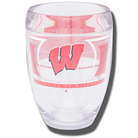 Tervis Wisconsin Stemless Wine Glass
