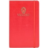 Jardine Moleskine Wisconsin Large Ruled Notebook (Red)