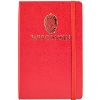 Moleskine Wisconsin Small Hard Cover Ruled Notebook (Red)