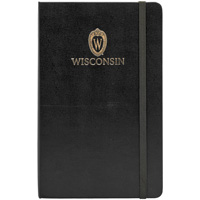 Jardine Moleskine Wisconsin Notebook (Black)