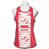 '47 Brand Women's Wisconsin Tank Top (Red) *