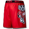 Fandemic Men's Bucky Badger Boxer Brief (Red) thumbnail