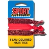 Card Emporium 3 Pack Hair Ties (Red)