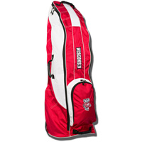 Team Golf Wisconsin Badger Golf Travel Bag