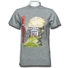 JanSport UW Bascom Hill T-Shirt (Charcoal) *