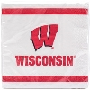 Mayflower Wisconsin Badger Beverage Napkins