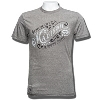Brew City Madison, WI Pop Top T-Shirt (Charcoal)