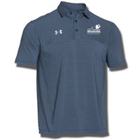 Under Armour AmFam Championship Clubhouse Polo (Royal/Gray)*