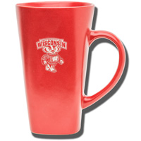 LXG Inc. University of Wisconsin Tall Mug (Red)