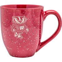 LXG Inc. University of Wisconsin Bistro Mug (Red)