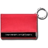 LXG Inc. University of Wisconsin Engraved ID Holder Red