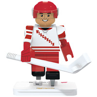 OYO Sports Wisconsin Badgers Campus Collection Minifigure