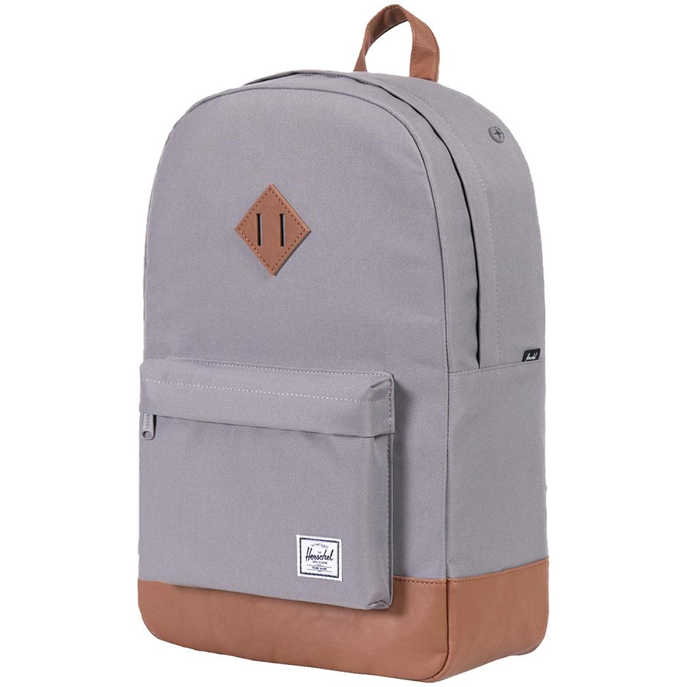 f34fe8389b62 ... Herschel Supply Company Heritage Backpack (Gray Tan) thumbnail