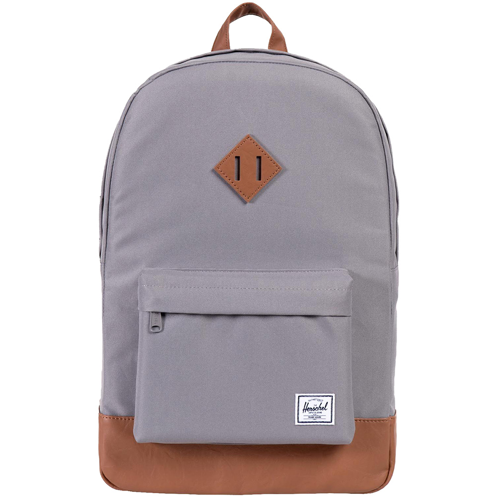 375a57c99eb Herschel Supply Company Heritage Backpack (Gray Tan) thumbnail ...