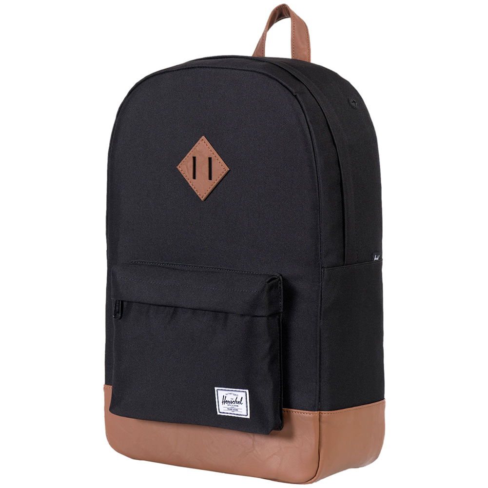 61bb1a824bb ... Herschel Supply Company Heritage Backpack (Black Tan) thumbnail