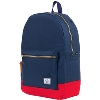 Herschel Supply Company Settlement Backpack (Navy/Red) thumbnail