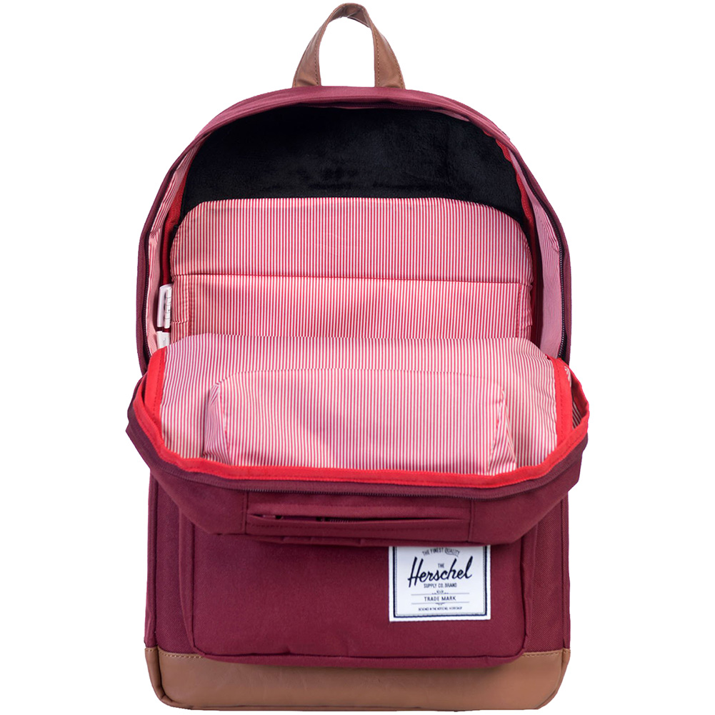 6fe75ade3652 ... Herschel Supply Company Pop Quiz Backpack (Windsor Wine Tan) thumbnail  ...