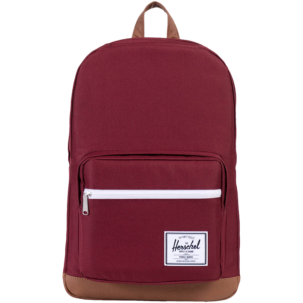 23bc06f5ed5d Herschel Supply Company Pop Quiz Backpack (Windsor Wine Tan) thumbnail ...
