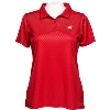 Antigua Women's Wisconsin Inspire Polo (Red) *