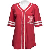 '47 Brand Women's Vault Wisconsin Tee (Red) *