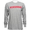 '47 Brand Wisconsin Long Sleeve T-Shirt (Slate Gray)* thumbnail