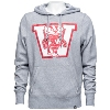 '47 Brand Vault Wisconsin Hooded Sweatshirt (Slate Gray)