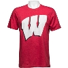 '47 Brand Wisconsin Motion W Club T-Shirt (Red)