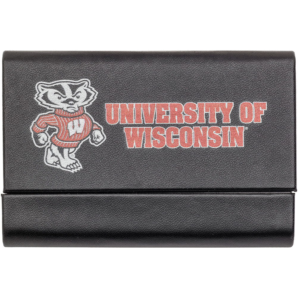 The Fanatic Group UW Business Card Holder | University Book Store