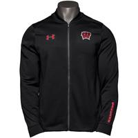 Under Armour Wisconsin Triad Jacket (Black) 3X *