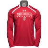 Under Armour WI Threadborne Vented Long Sleeve (Red)*