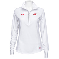 Under Armour Women's ¼ Zip Motion W (White)*