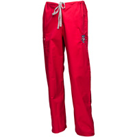 CID Bucky Badger Scrub Pants (Red)