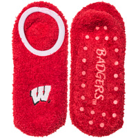 Fabrique Wisconsin Foot-Z-Sox (Red)
