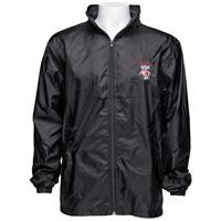 Cutter & Buck Wisconsin Windshirt (Black)