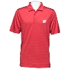 Cutter & Buck Wisconsin Interbay Polo (Red)
