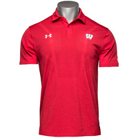 Under Armour '17 Tour Polo Motion W (Red) 3X/4X