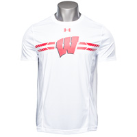 Under Armour '17 Forward Lines Motion W T-Shirt (White) *