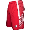 Under Armour '17 Woven Training Shorts Motion W (Red) 3X thumbnail