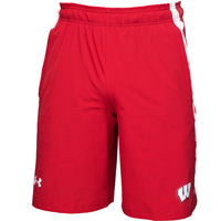 Under Armour '17 Woven Training Shorts Motion W (Red) 3X