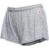 League Women's Wisconsin Intramural Shorts (Gray) thumbnail