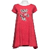League Women's UW Swing Dress (Red)