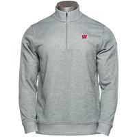 Under Armour Wisconsin Storm Sweater Fleece (Gray) 3X