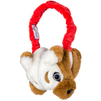 Doggy Don Bucky Badger Ear Muffs