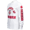 Champion University of Wisconsin Long Sleeve (White) 3XL thumbnail